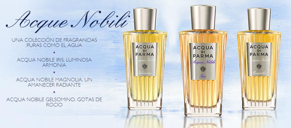 Acqua di Parma, Perfumerías Regia