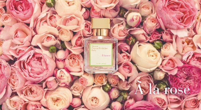 À la Rose Maison Francis Kurkdjian - Perfumes Nicho