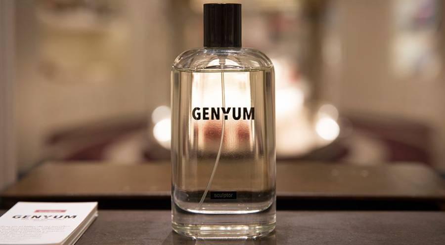 Genyum, fragancias singulares inspiradas en artistas y su vida bohemia.